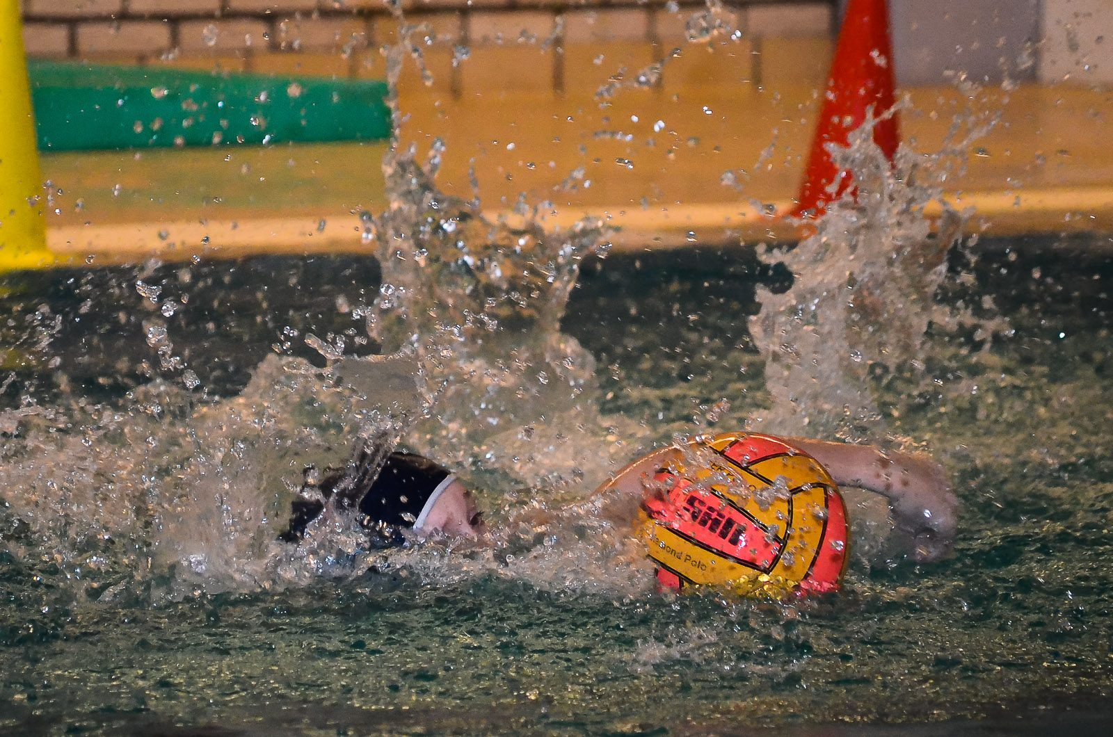 Spannende ontknoping waterpolo D-jeugd